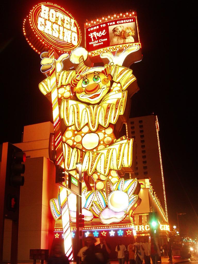 Circus Circus in Reno